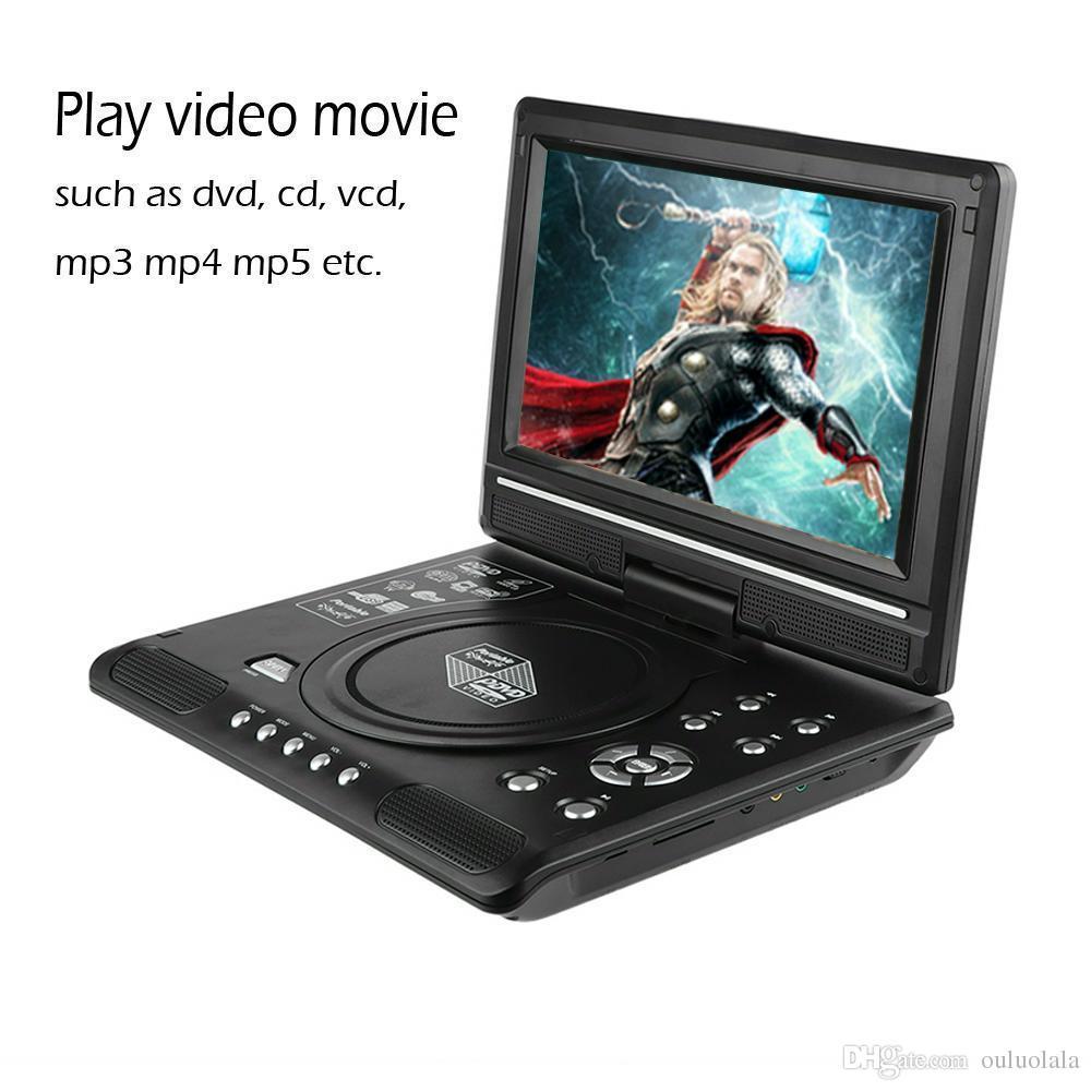 Lettore TV portatile USB da 7,8