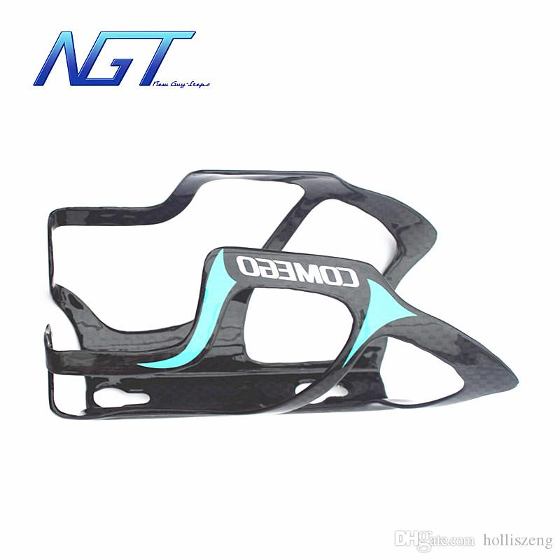 New Guy Steps Carbon Cage Bicycle Water Bottle Cage Holder Accessories Carbono Sale The Frame Bicicleta