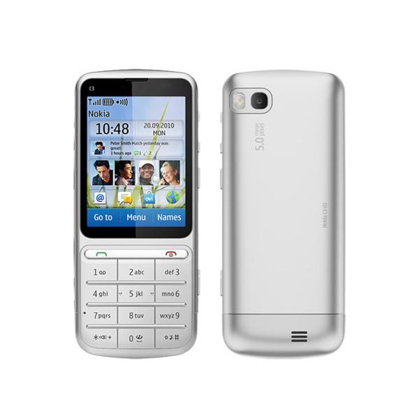 refurbished originalc3 01 mobile phone unlocked c3 01 cell phone rh dhgate com Nokia N8 Cover Nokia C3-01