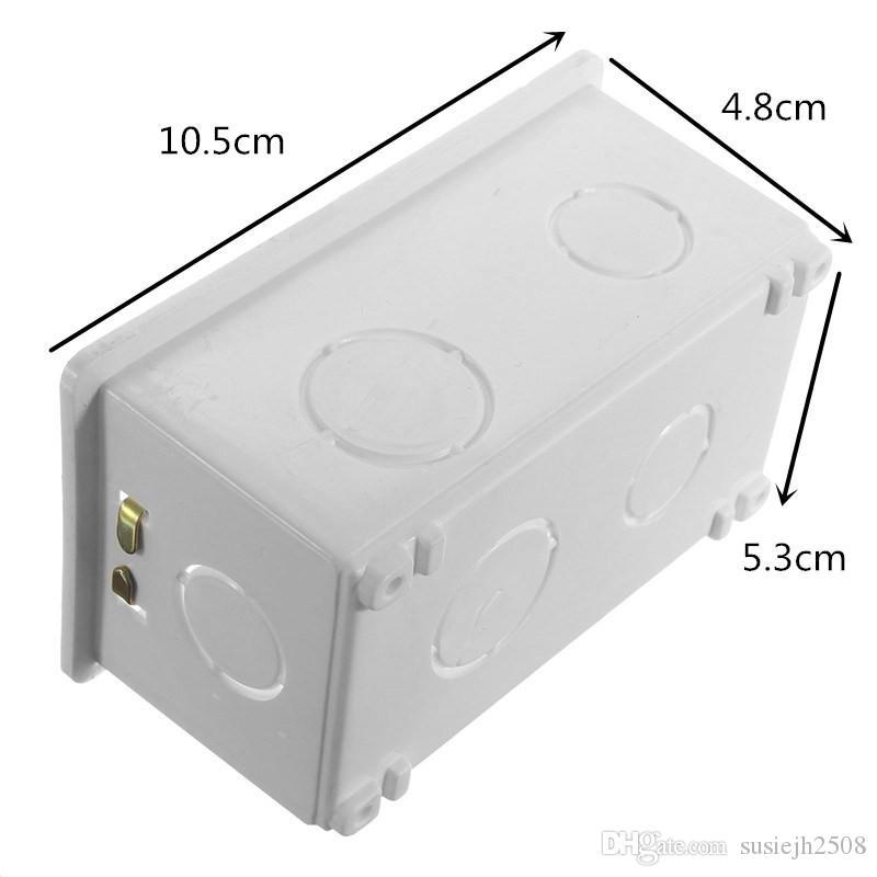 Großhandel Smart Switch Boxen Hf Schalter Montagebox, 120 Kassette ...