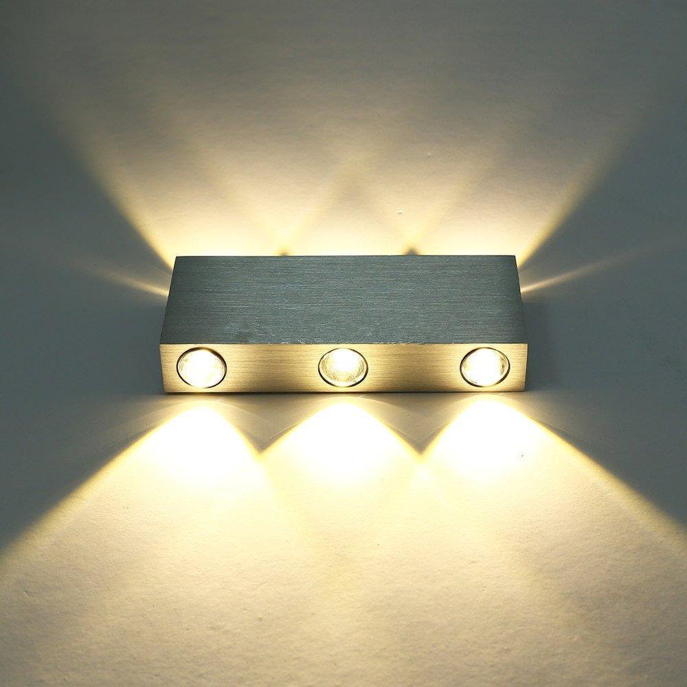 2018 Modern Wall Lamp Bedroom Bathroom Led Wall Light For Home