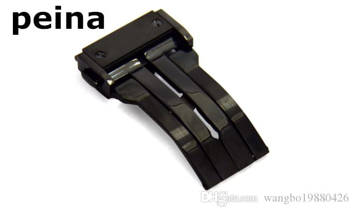20mm 22mm 24mm 새로운 고품질의 스테인레스 스틸 시계 버클 버클