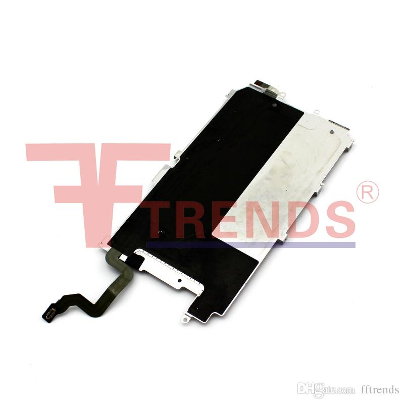 pour iPhone 6 LCD Shield Plate avec Flex Cable Assembly Original Nouveau Haute Qualité 4.7inch 100% Testé Dropshipping