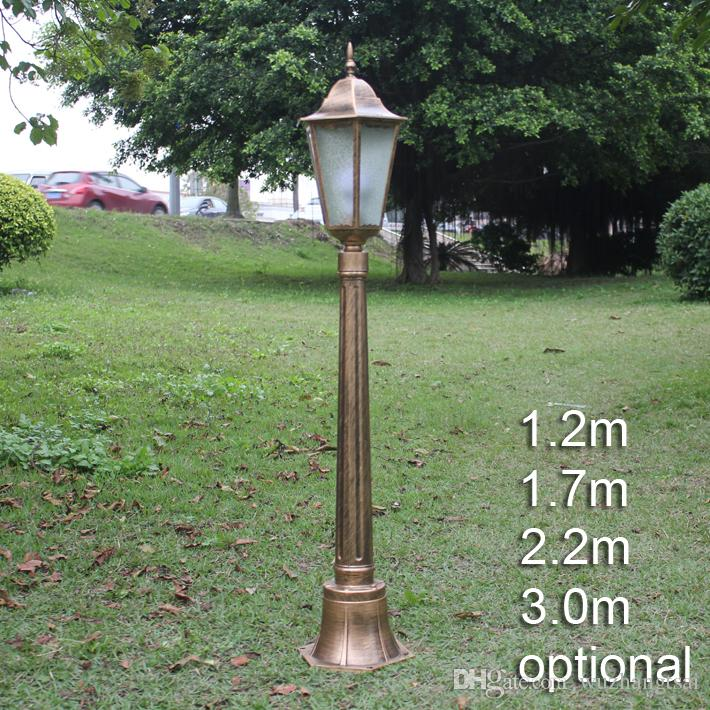 2018 london style post lamp british style garden road light court 2018 london style post lamp british style garden road light court style lawn street lamp vintage road light with rod from wuzhangtsai 16985 dhgate aloadofball Images