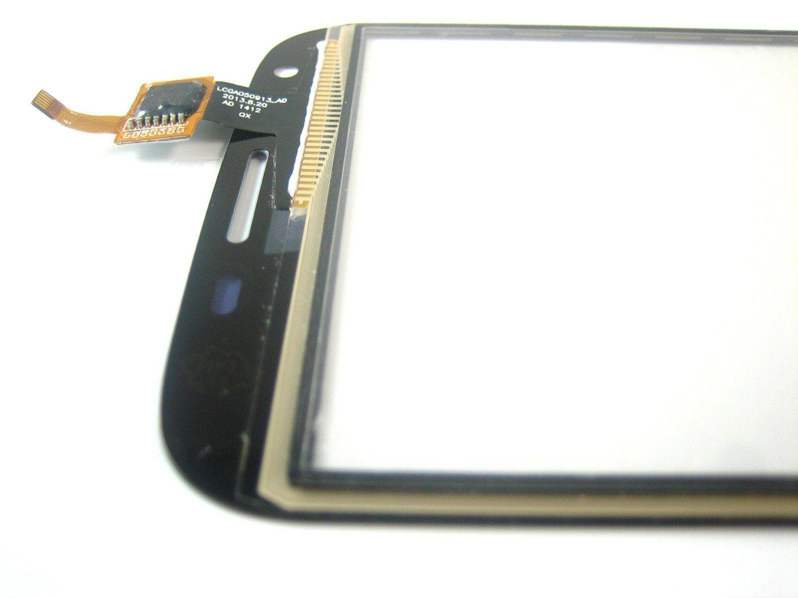 Para Huawei Ascend Y600 Reemplazo LCD Pantalla táctil Vidrio Negro + Herramientas