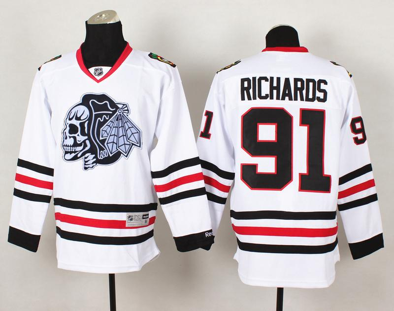 brand new e4351 3a5d3 chicago blackhawks blank 2014 training purple jersey
