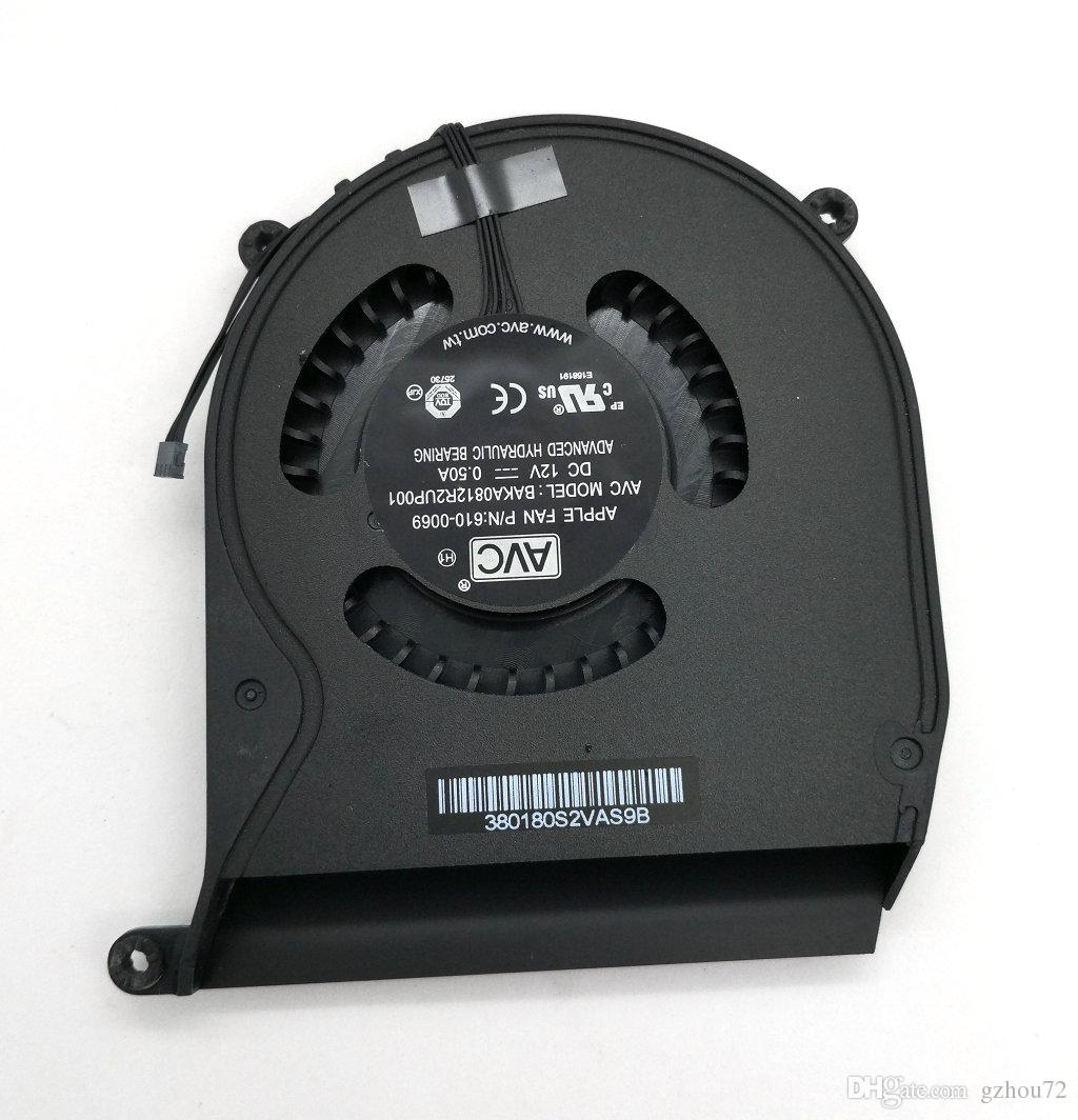 New Original AVC BAKA0812R2UP001 DC12V 0.50A COOLING FAN P/N:610-0069 A1347 Mid CPU Cooler