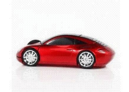 Acheter en gros souris sans fil de mode super voiture en