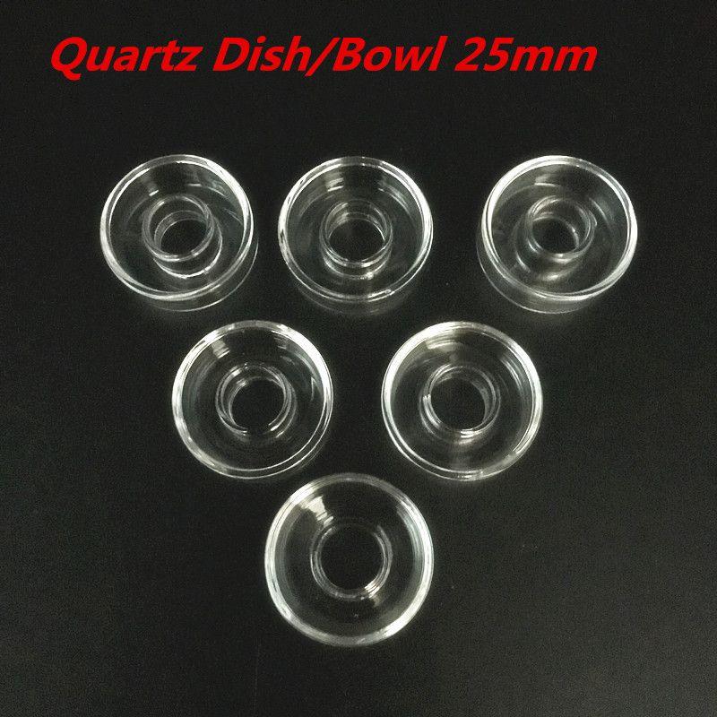 استبدال الكوارتز صحن السلطانية والتيتانيوم السلطانية ل DualiTi Hybrid Titanium / Quartz Nail ذوق دائم وجيد من Titanium dish New Style