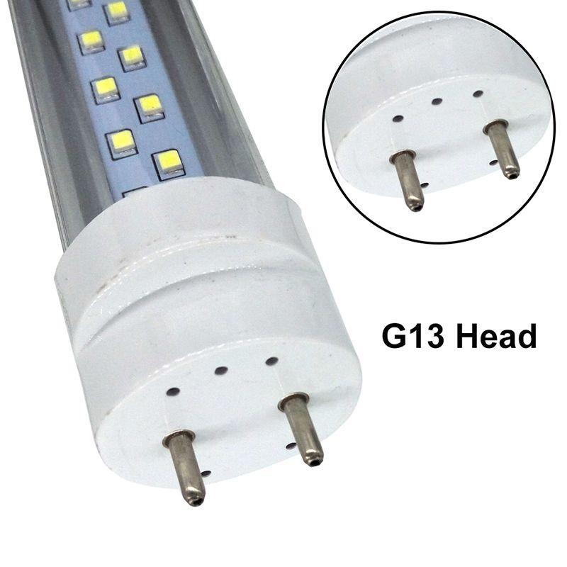 4FT LED 튜브 22W 28W 따뜻한 멋진 화이트 1200mm 4ft SMD2835 / 슈퍼 밝은 LED 형광 전구 AC85-265V UL