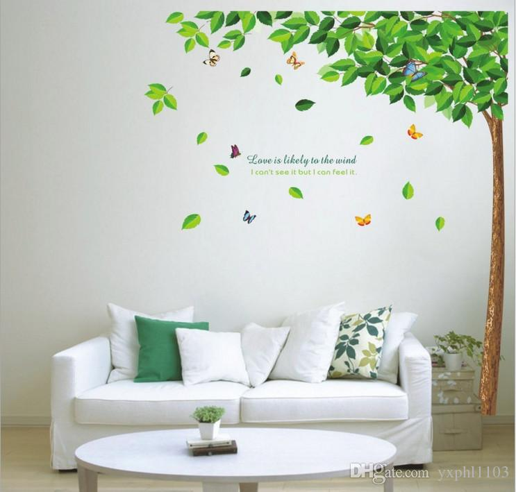 Wall Sticker,Home Decoration, Living Room Wall Stickers, Happy Sweet ...