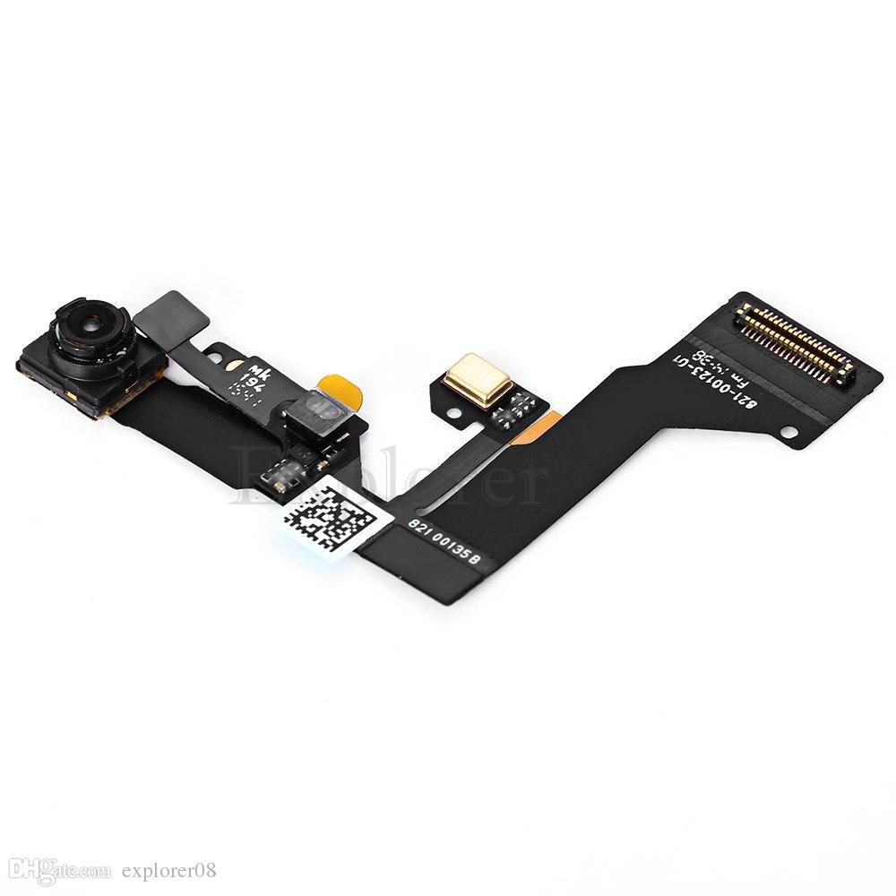 Front Face Camera Flex Cable For iPhone 6S plus 4.7 5.5 inch Front Camera +Proximity Light Sensor + Microphone Flex Cable