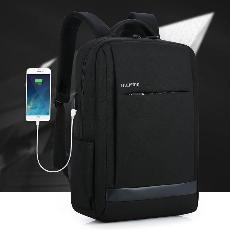 c6d4b42ca30 2019 2017 Fashion New 15 Inch Laptop Backpack External USB Charge Computer  Backpacks Anti Theft Waterproof Bags For Men Women From Zhangliangnew, ...