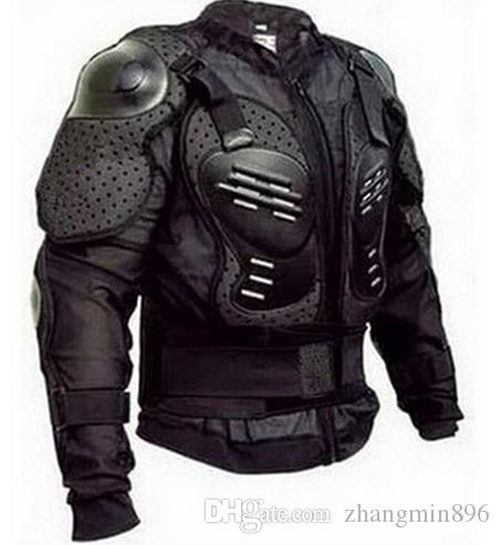 579b651da Free Shipping Flexible!!!Full Body Armor Motorcycle Jacket Spine Chest  racing cycling biker armour Armor Motocross protector
