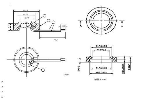20mm * 2.4 MHz Ultrasonik Atomizasyon Çip Kurulu Özel Sensör Membran Nemlendirici Aksesuarları Nebulizatör Diski Mist Maker Sprey Difüzör
