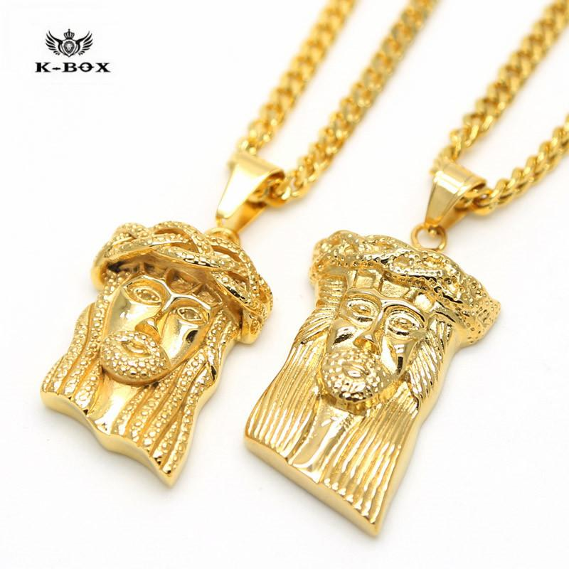 the gold piece tillys gods necklace product micro jesus