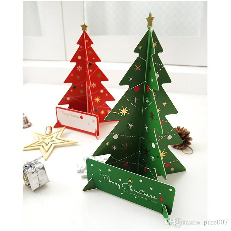 New arrival handmade greeting cards mini christmas tree paper new arrival handmade greeting cards mini christmas tree paper handmade custom greeting cards christmas gifts cardboard tree for xmas buying christmas m4hsunfo
