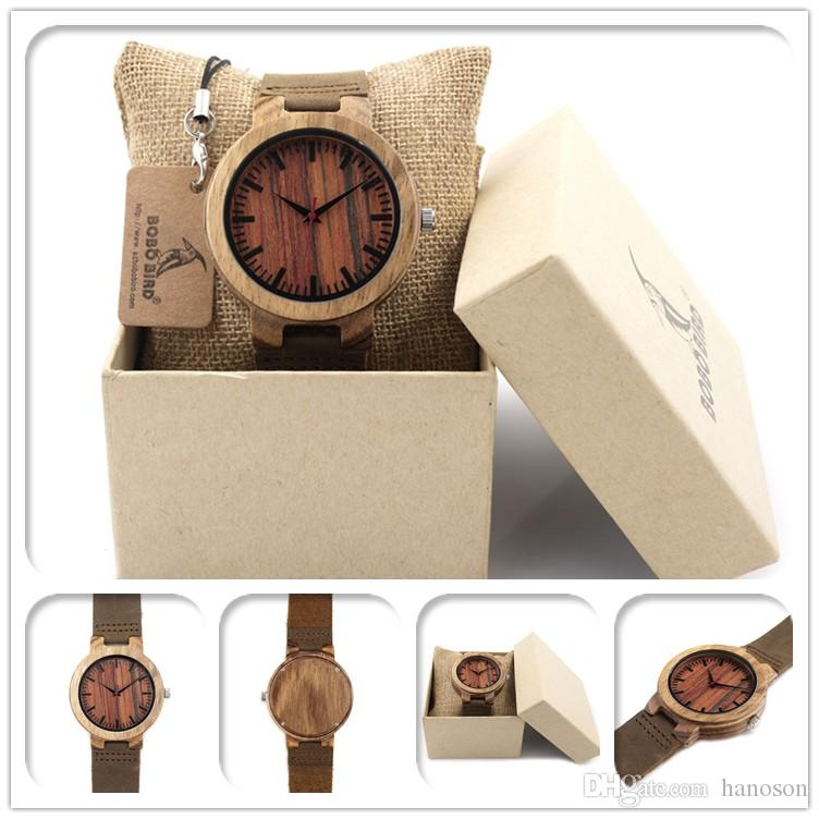 high quality hot handmade mens wood watch made from 100 high quality hot handmade mens wood watch made from 100% natural wood watches