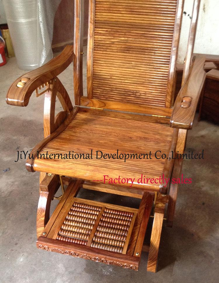 2018 2016 Wood Chairs Antique Rocking Chairs Easy Chairs Happy Time Siting  100% Luxury African Red Sandalwood Summer Casual Chair From Jydc, ...