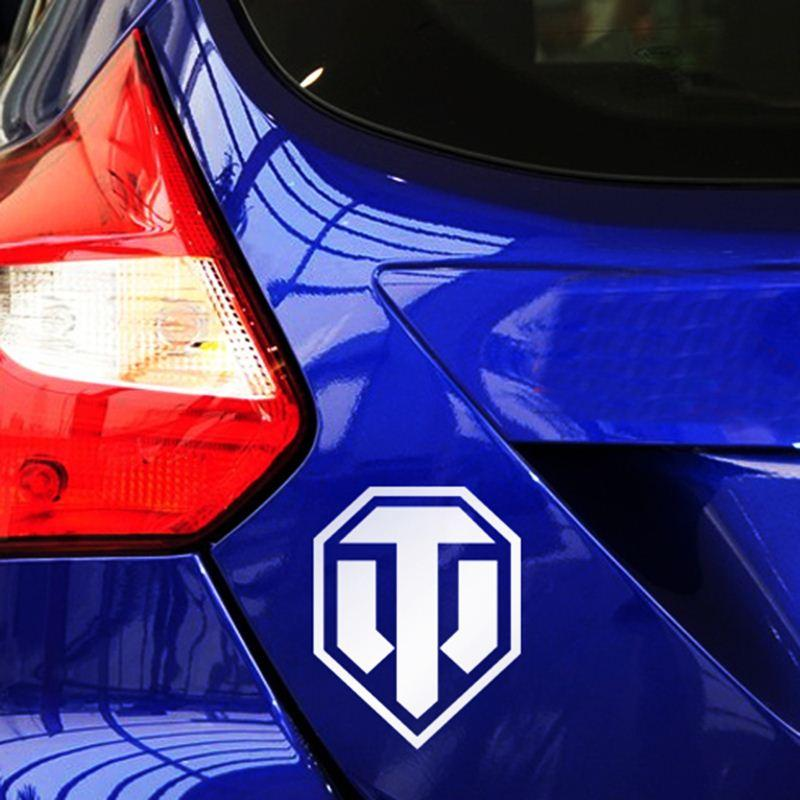 Wholesale Cool Car Styling World Of Tanks Vinyl Decals - Vinyl decals for cars wholesale