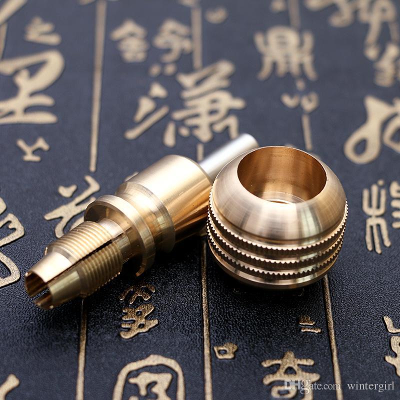 High Quality Tattoo Grips 35mm Self-Lock Tattoo Grip Professional Copper TG2121