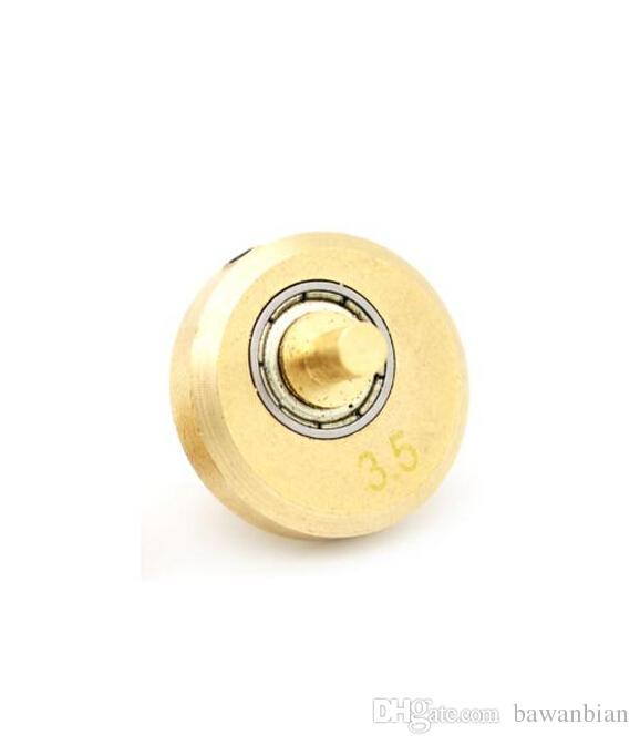 Brass Rotary Tattoo Machine Parts Shader Cam Wheel Bearing Tattoo ...