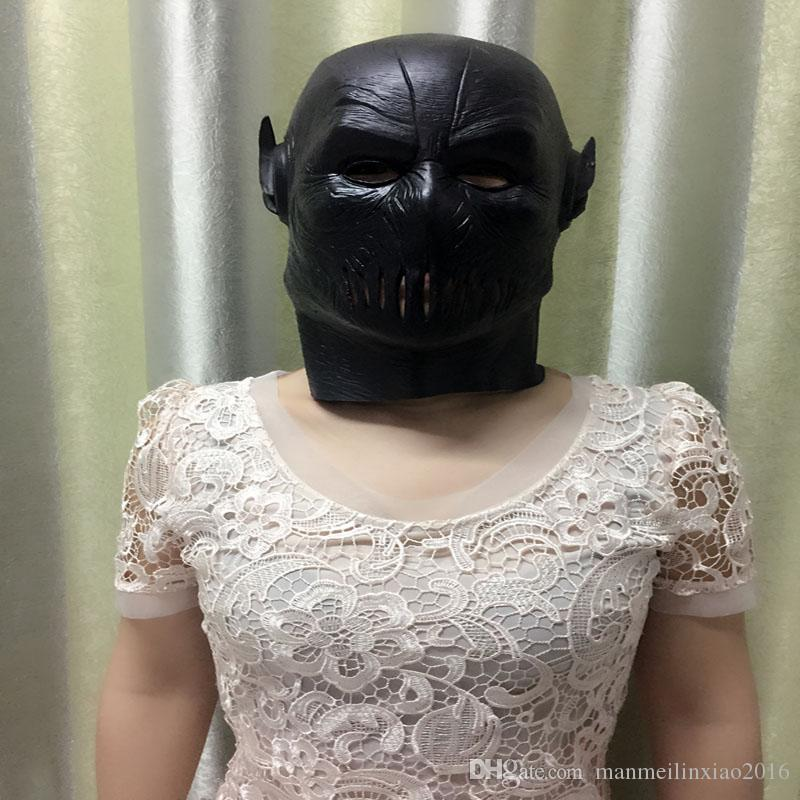 Hot Movie Exclusif Made Le Flash Zoom Masque Cosplay Masque Cos Accessoires Hallowmas Haute Qualité Réaliste