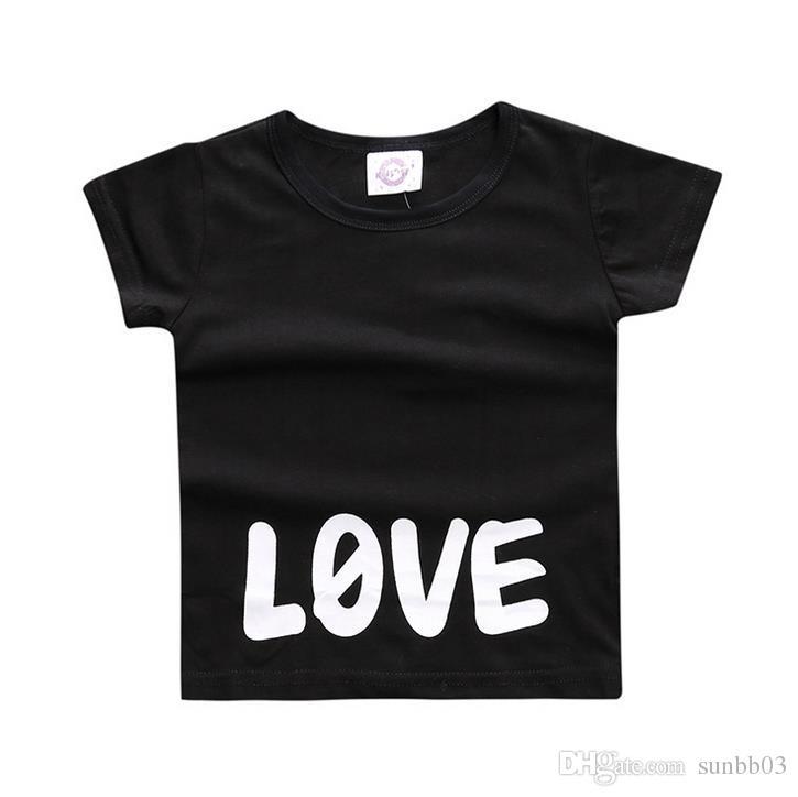 14 Styles Baby INS T shirt New Boys Girls Cartoon Cotton Shirts Kids Short & Long Sleeve Tops Spring Summer Popular T-shirt