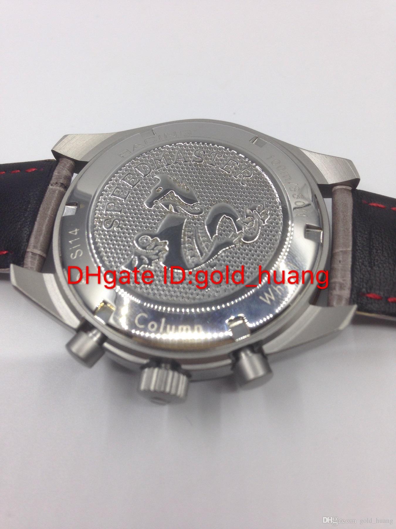 lujo Edición limitada de retorno Hombres Reloj deportivo cuarzo cronógrafo cristal de zafiro de alta calidad Watchesluxury Edición limitada de retorno