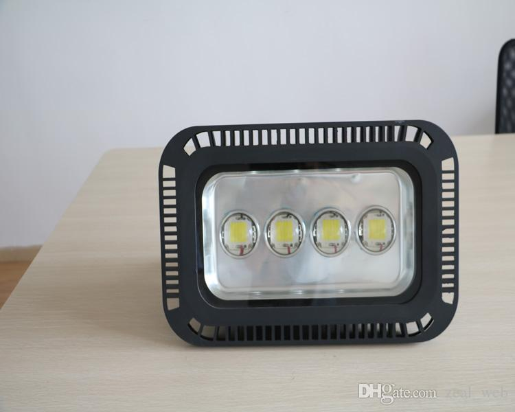 factory price LED floodlights 200W 90V-270V 26000lm floodlights outdoor LED lights for garden park lighting LED lamp DHL FREE