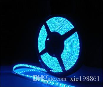 HEISSES 5M 600LED, 120LEDS / M smd 3528 imprägniern LED-Streifen-Licht, reines weißes warmes Weiß, Rot, Blaugrün.