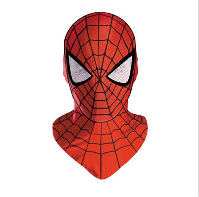 1 шт. Хэллоуин косплей костюм чудо отказов человек-паук маска для взрослых или детей маска