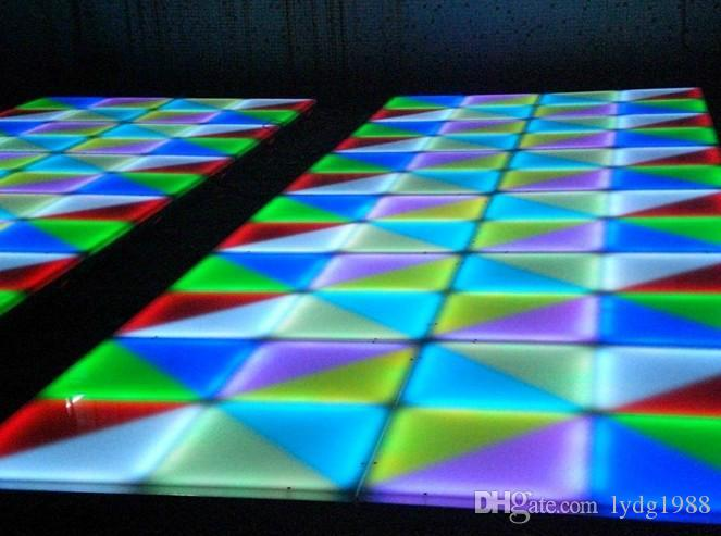2019 Rgb Stage Dedicated Led Floor Tiles Disco T Station
