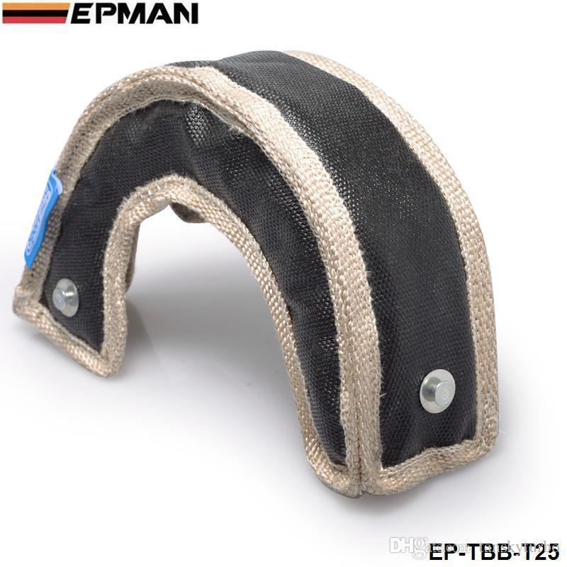 Auspuff Turbo Blanket Wrap Hitzeschild Beanie Für Turbocharge T25 T28 gt28 gt30 gt35 t37 t3 EP-TBB-T25