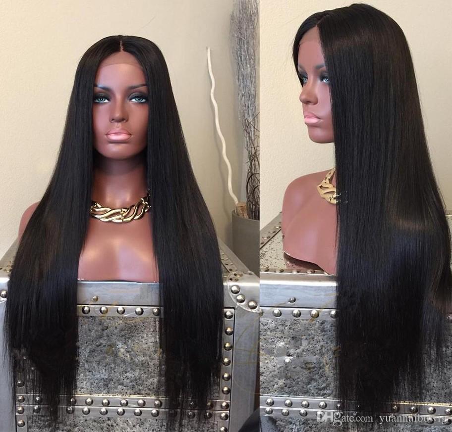 Acheter Cheveux Longs Pleine Dentelle Perruque