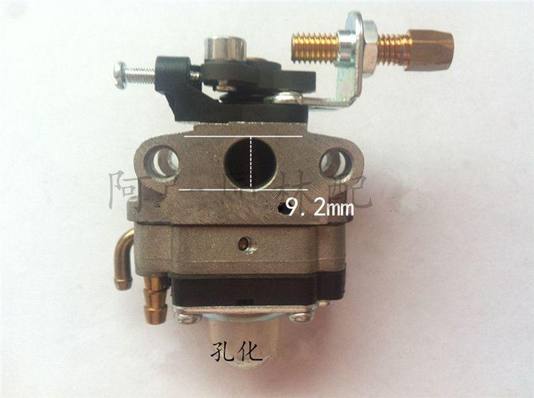 12mm Carburetor for Chinese 1E36F 36F 1E34F 34F 1E32F 32F grass trimmer hedge trimmer brush cutter