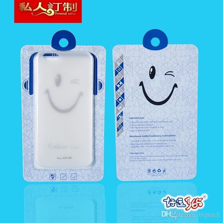 venden al por mayor empaquetado de la manera al por menor para la caja del teléfono para el borde 7 s7 de la nota más iPhone 6s de Samsung on5 iPhone 6s más