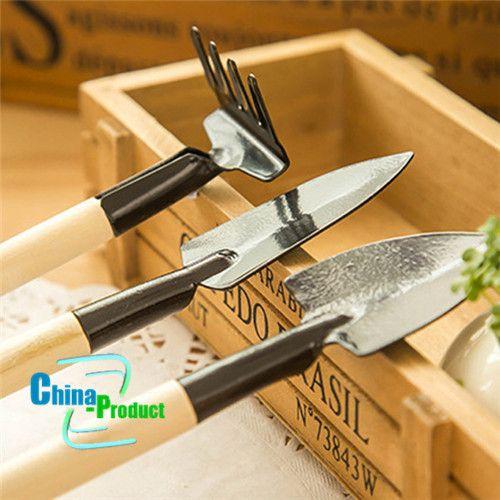 Mini Garden Tools Small Shovel Rake Spade Micro Plant Tools DIy Micro Garden Tools Gardening Supplies