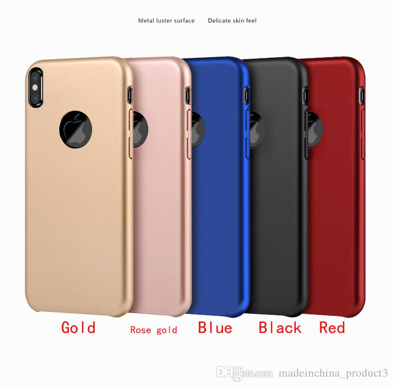 For Apple iphoneX Cover Ultra Fiber Hard PC Case for Samsung Galaxy S8 plus for iphone 8 7 6 plus Cell Phone Cases