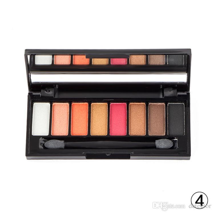 2016 LAMEILA makeup eye shadow palette wet powder pearl shimmer eye shadow makeup smoky eyeshadow