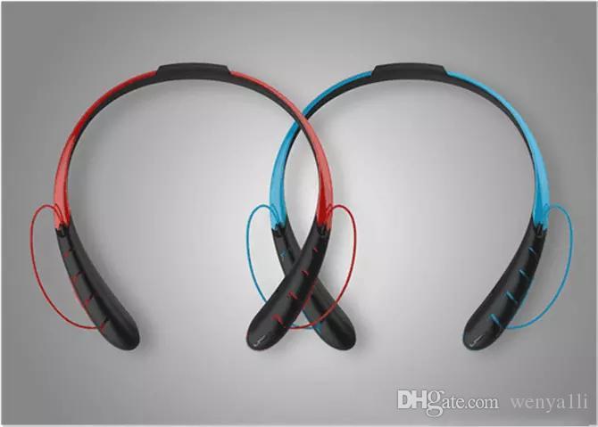 Atacado legal HBS-903 Bluetooth Sem Fio Fones de Ouvido Handsfree Sports Headsets Com Microfone e Controle de Volume para Dispositivos Inteligentes