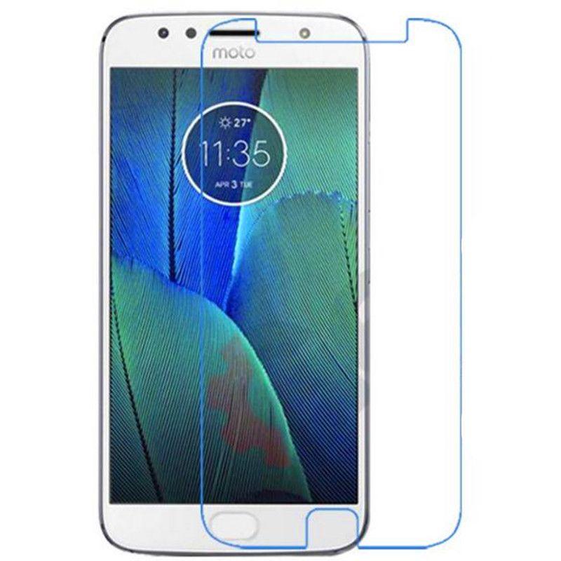 9H Premium 2.5D Protector de pantalla de vidrio templado para Motorola Moto G5S Plus Moto X4 Z2 Force E5 Plus E5 Play G6 Play /