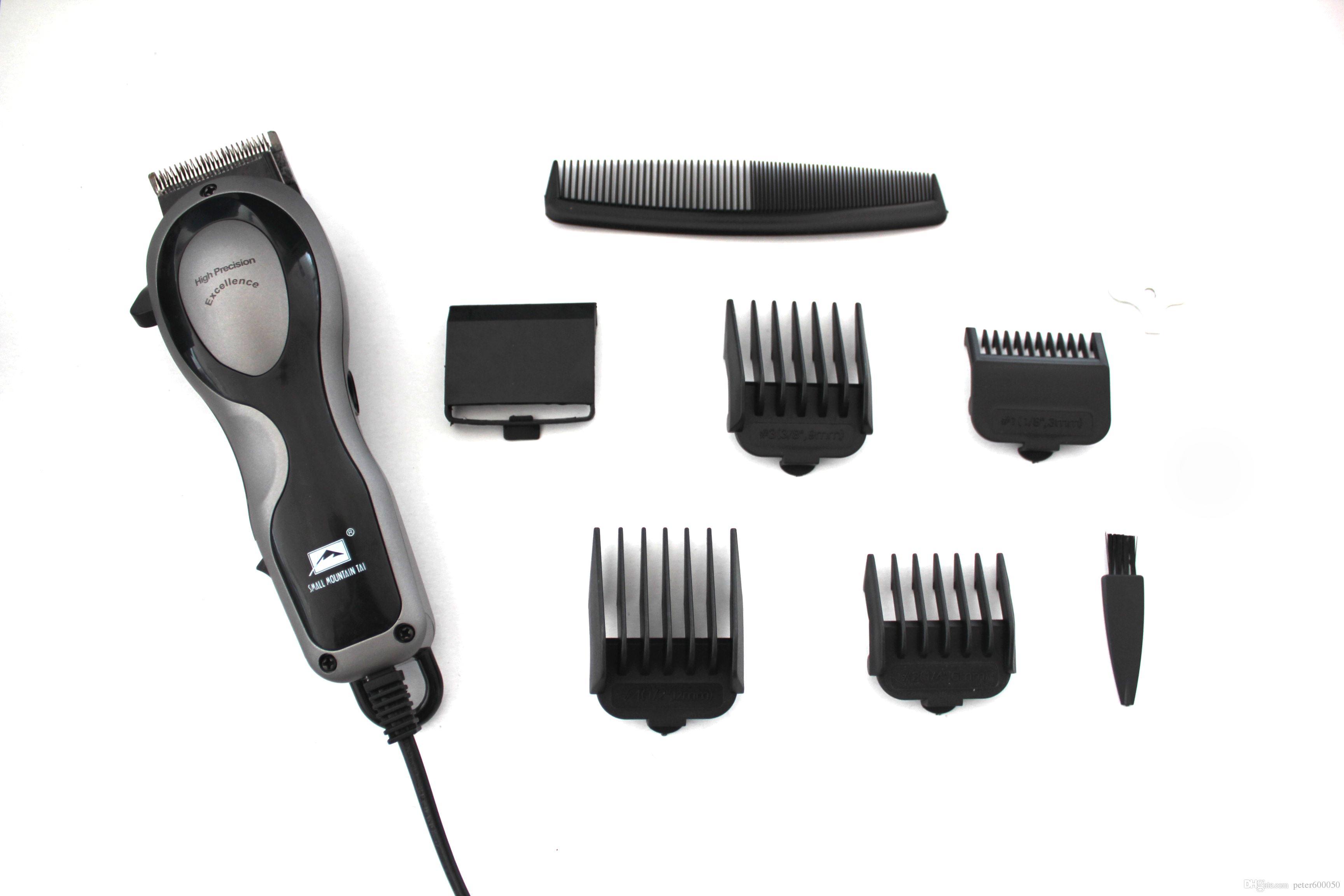 Livraison Gratuite BJT Tondeuses à cheveux professionnel super coupe-cheveux UK.EU.US plug, 110V et 220V