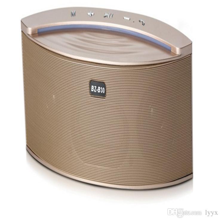 New-B30 Sem Fio Bluetooth Speaker Portátil Ao Ar Livre Mini-Bluetooth Pequeno Som de Alta Qualidade Subwoofer, Frete Grátis, Super Bass