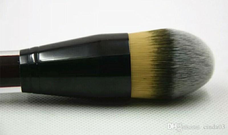 Venta al por mayor del maquillaje Kevyn Aucoin profesional de los cepillos La fundación cepillo de maquillaje corrector en crema contorno de cepillo kit Pincéis maquiagem