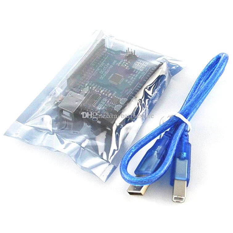 Für Arduino DIY ATmega328P CH340G UNO R3 Entwicklungsboard USB-Kabel B00288