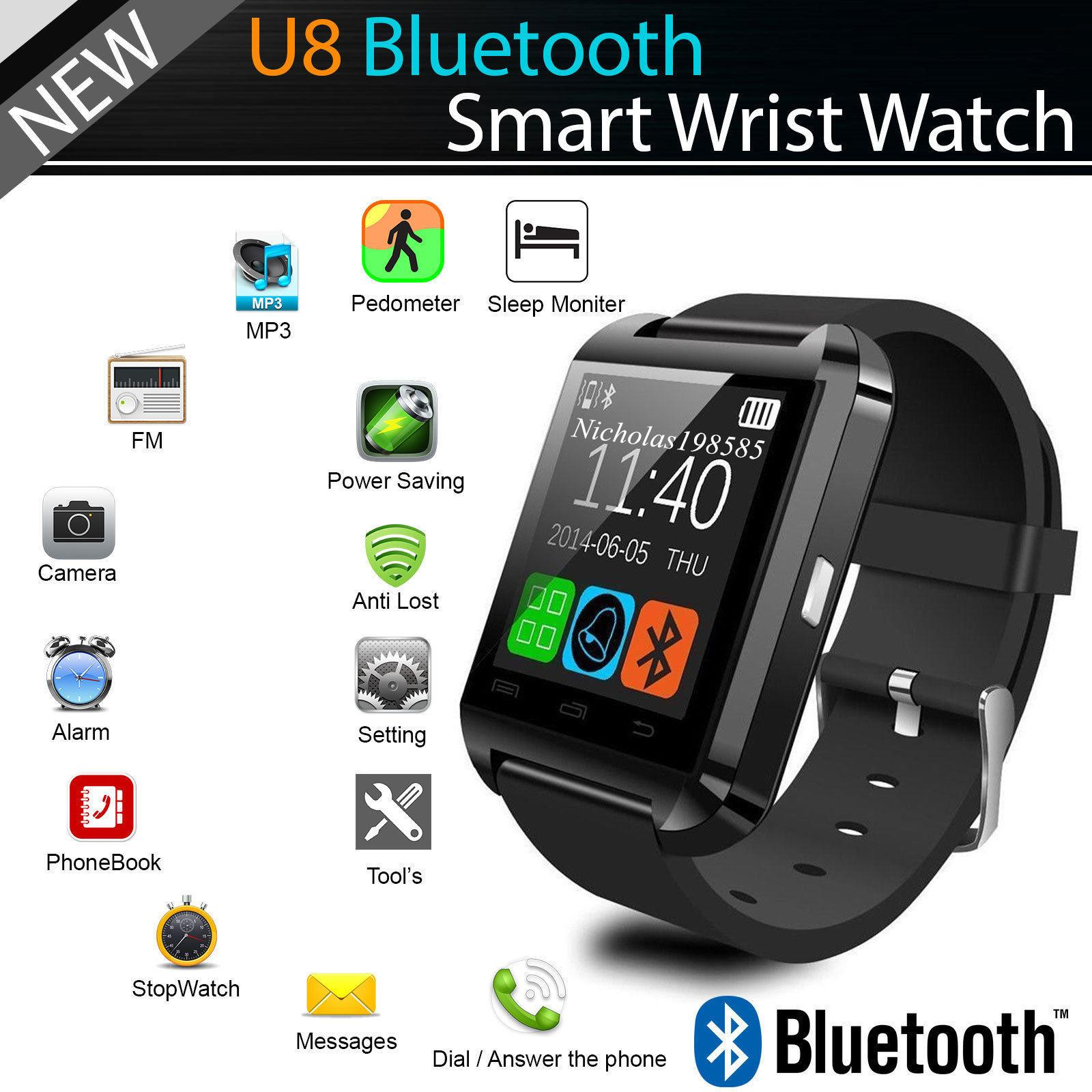 screen system bracelet monitoring smart watches touch iphone black csmarte phone amazon microsoft mobile nokia android stopwatch watch symbian dp google for com windows calculator pedometer