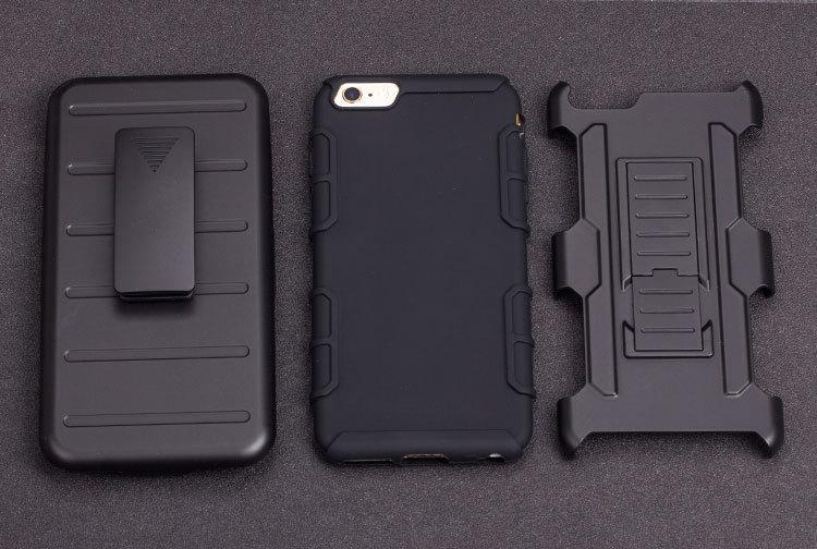 iphone 7 7plus attivo 6 6 s più Future Armour Impact Hybrid Custodia Rigida + Clip da Cintura Cavalletto Stand spedizione gratuita 50 pz nuovo arrivo