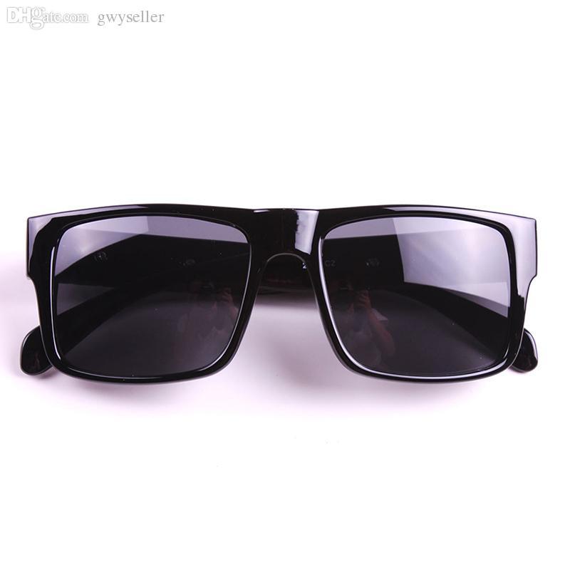 5c4de952954 Wholesale-Classic Round Frame Thick Rim Retro Vintage Men Womens ...