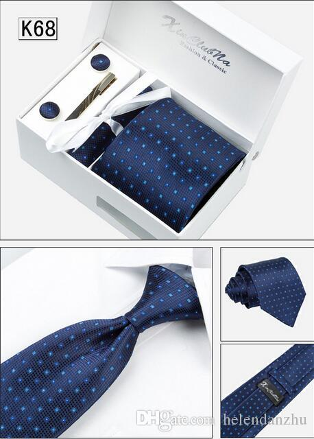 2016 New Korean Fashion Men Use Polyester Necktie Tie Formal Wear Business Negotiation Affairs Suit LD10